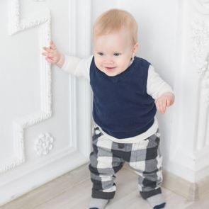Помогаем малышу сделать первые шаги: 5 хитростей