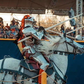 АФИША: Музей-заповедник «Коломенское» приглашает на рыцарский турнир