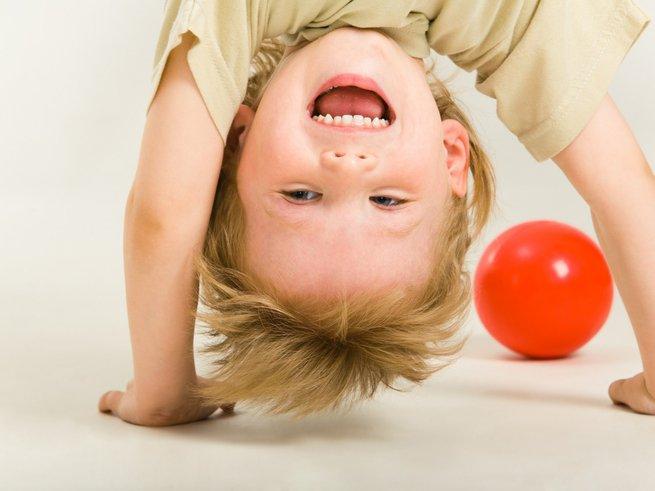 Гиперактивный ребенок 2 года