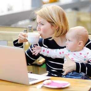 Мамин опыт: как работать из дома с ребенком