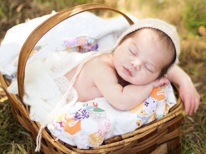 Развитие ребёнка на 8 неделе