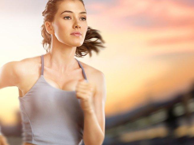 Физическая активность снимает воспаления