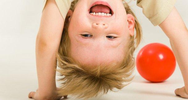 Как успокоить ребенка 2 года