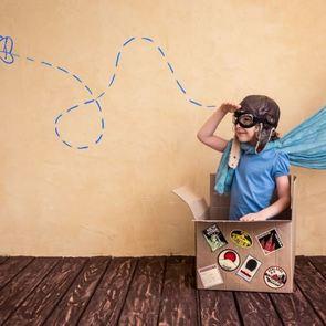 5 идей для игр из книг о творческом воспитании детей