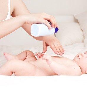 Как бороться с опрелостями у новорождённого?