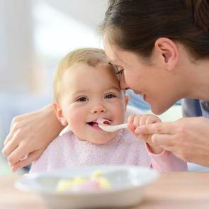 Едим самостоятельно: главные секреты для малыша
