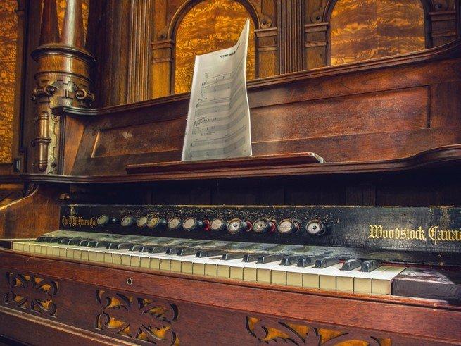 Англиканский собор приглашает послушать музыку Баха