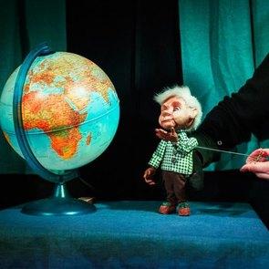 День рождения отметил старейший театр кукол Москвы
