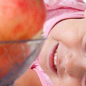 Полезные фрукты и овощи для детей