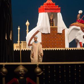 Театра кукол Сергея Образцова: «Волшебная лампа Аладдина» празднует 80-летний юбилей