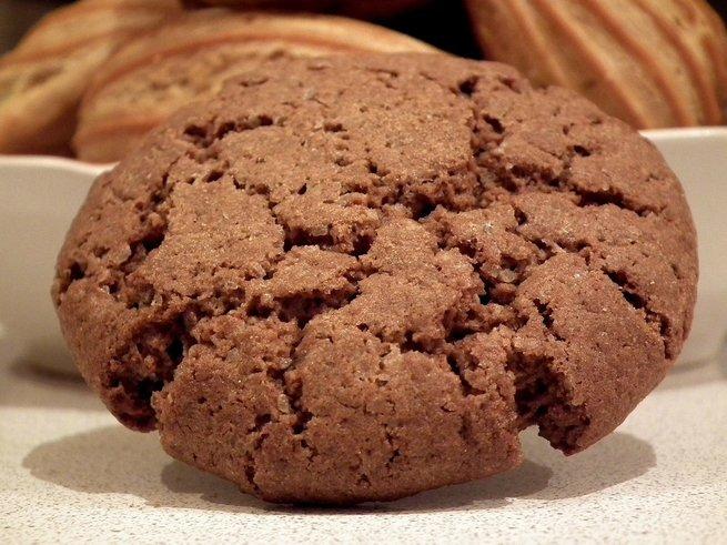 Как приготовить диетическое печенье из овсяных хлопьев