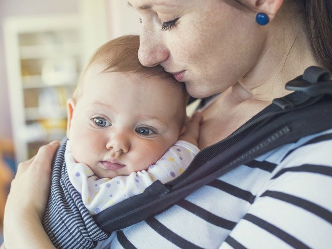 Выбираем переноску для малыша