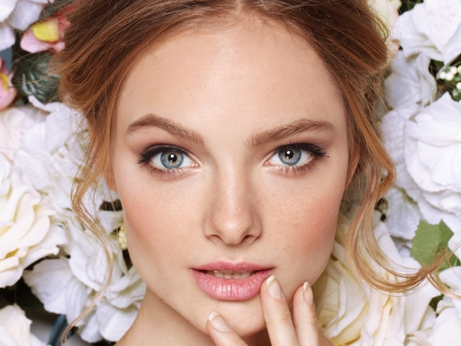 Всегда в моде: естественный макияж