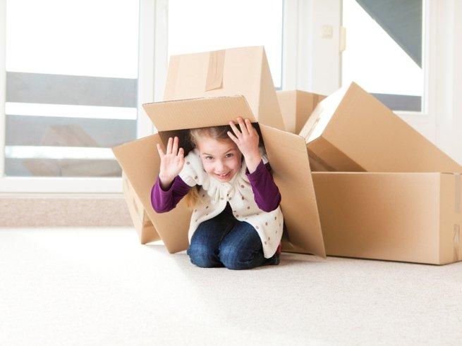 5 самых частых страхов, которые бывают у детей