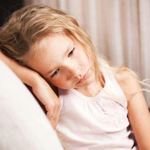 Как справиться с синдромом хронической усталости у ребёнка