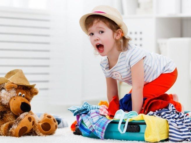 Как собрать чемодан, чтобы всё влезло