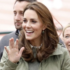 Герцогиня Кейт объявила о выходе из декрета