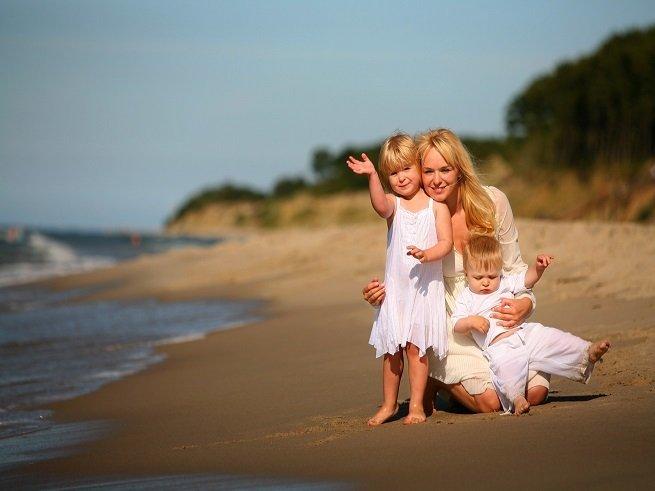 Здравствуй, отпуск и детская акклиматизация!