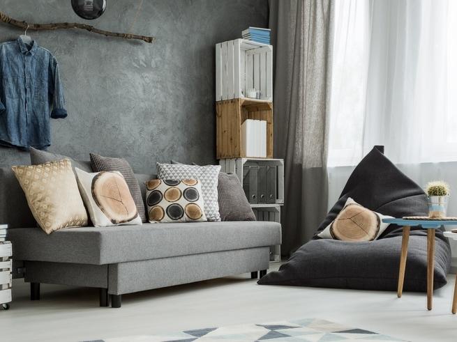 Маленькая квартира для большой семьи: как разместиться