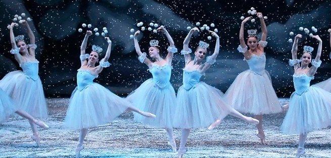 На сцене Большого театра покажут балет «Щелкунчик»