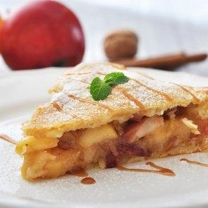 Лучшие осенние десерты с яблоками