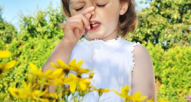 Лечение аллергии и диатеза у детей 2 лет