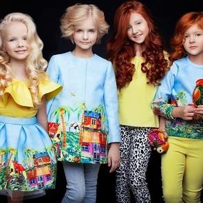 7 идей стильного детского гардероба