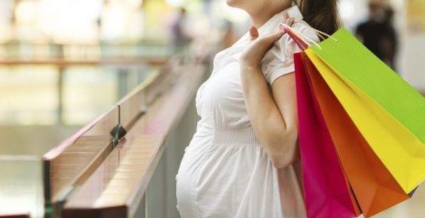 """О """"беременном"""" гардеробе"""
