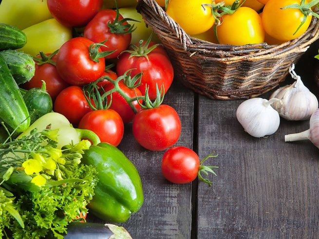 В каких овощах содержатся витамины А, B, C