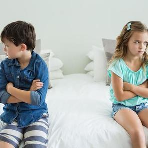 Мамин опыт: как избежать войны между детьми