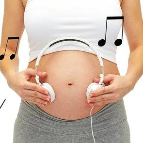 Ученые: детям в животе нравится классическая музыка
