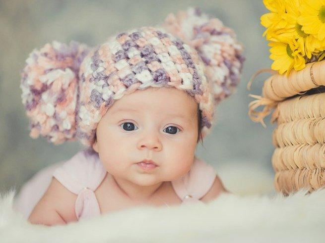 Как определить, какой цвет глаз будет у новорожденного