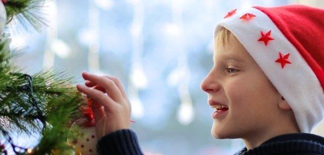 «Классные ёлки» помогут детям с нарушениями иммунитета