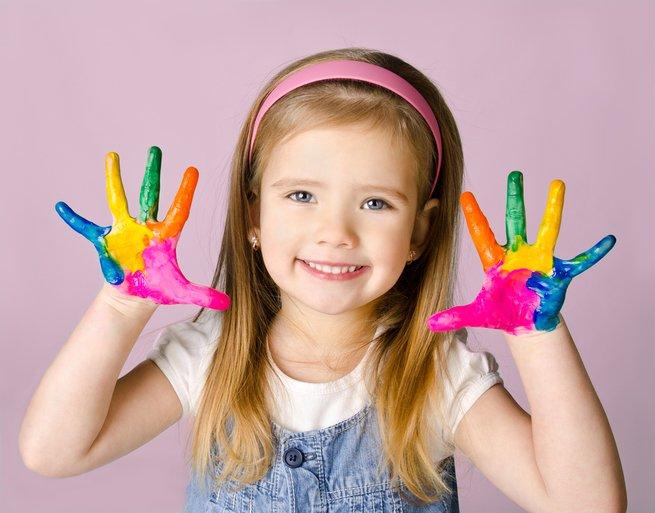 Интересные варианты пальчиковых игр для детей