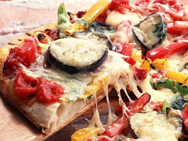Пицца, паста и еще много всего вкусного из итальянской кухни