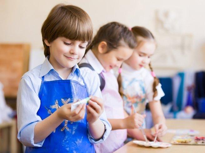 Как развить творческие способности ребёнка