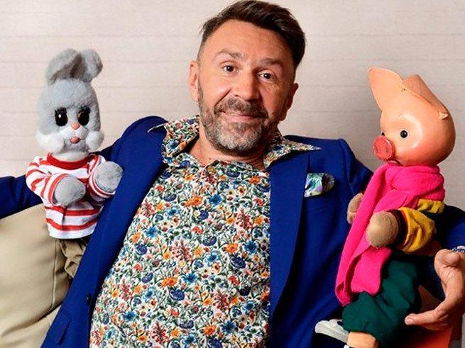Сергей Шнуров сочинил песню для детей