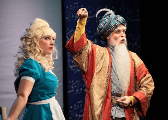 Театр на Васильевском покажет  «Старика  Хоттабыча»