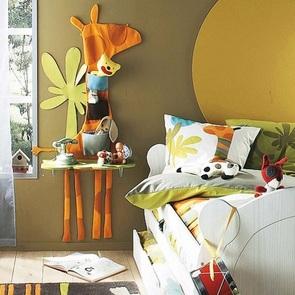 Стильные находки для детской комнаты