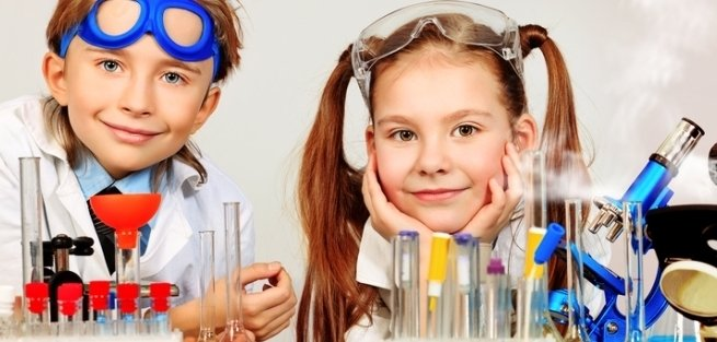 В Музее науки пройдут мастер-классы для детей