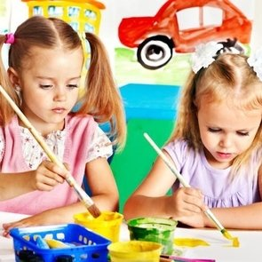 Нетрадиционные техники рисования для дошкольников