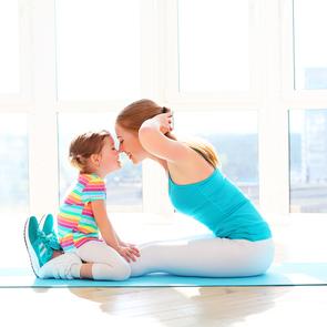 5 правил, как быстро привести себя в форму после родов