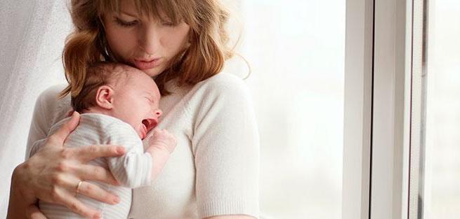 Диета при коликах у ребёнка