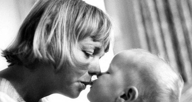10 трогательных фото мам из прошлого века