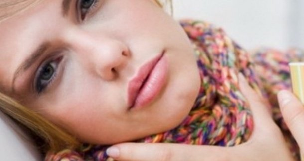 Как лечить боли в горле во 2 триместре беременности