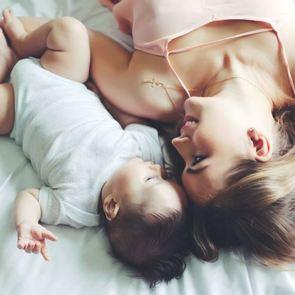 10 привычек счастливых мам