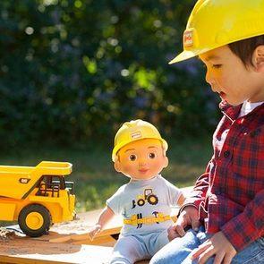 В США придумана кукла для мальчиков