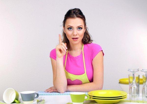 Мытьё посуды спасёт от бессонницы