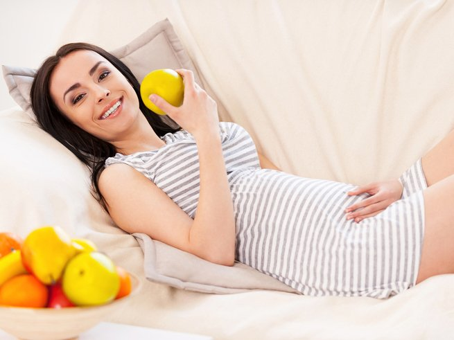 Как питаться на 7 неделе беременности