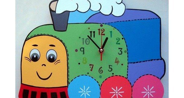 Как научить ребёнка понимать время по часам